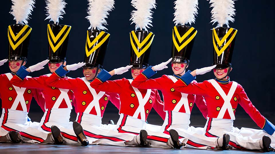 2016 -Christmas Spectacular Starring the Radio City Rockettes