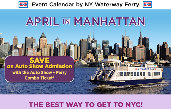 Calendar New York April : Things to do in new york for april
