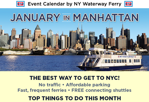 things to do in manhattan january