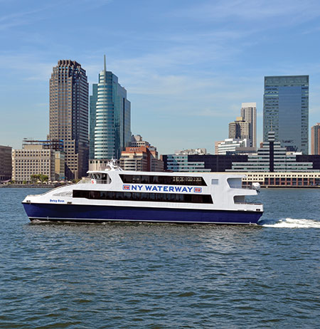 New York Attractions - NY Waterway