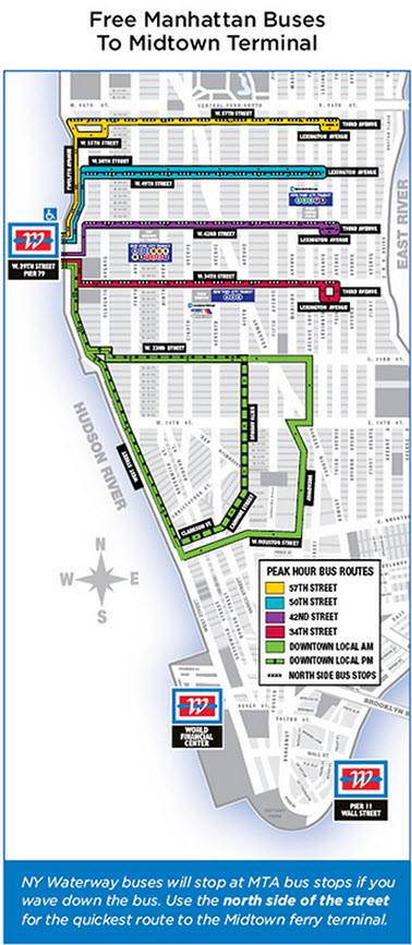 Ny Waterway Map There is a Better Way   Value Your Time